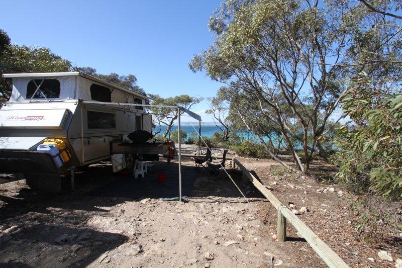 Black Springs campsite