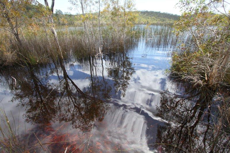 Boomerang Lakes