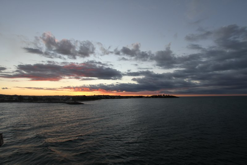 Goodbye Tasmania!