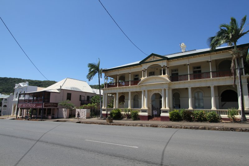 Cooktown architecture
