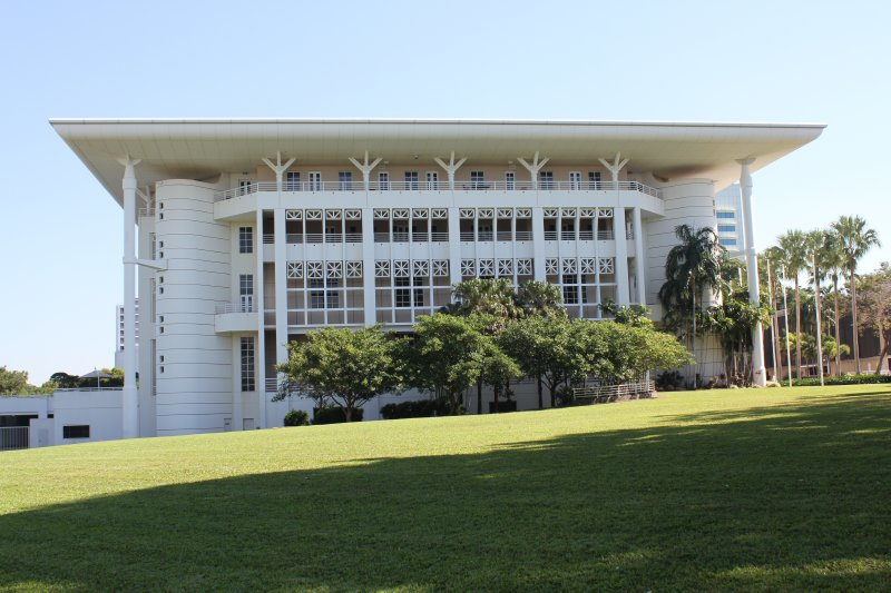 Parliament House in Darwin
