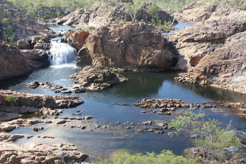 Edith Upper Falls