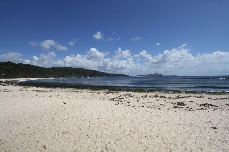 Seal Rocks Bay