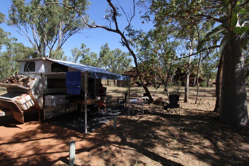Gurrandalng campsite