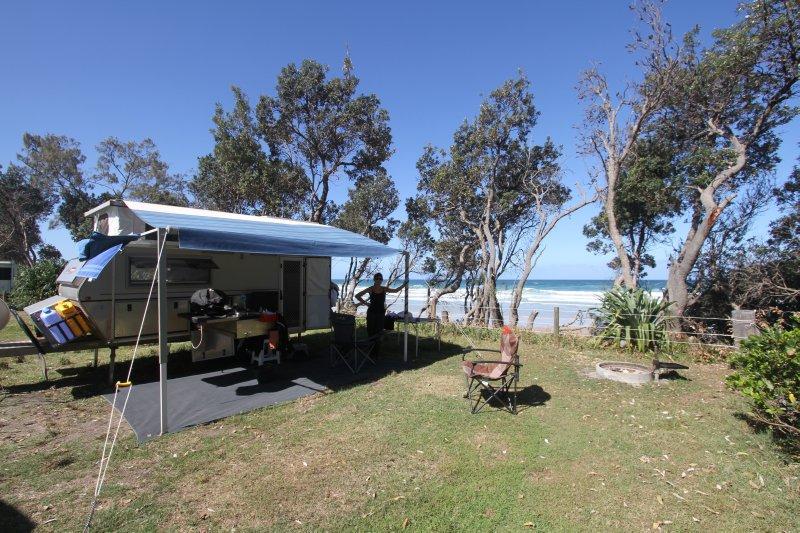 Illaroo campsite