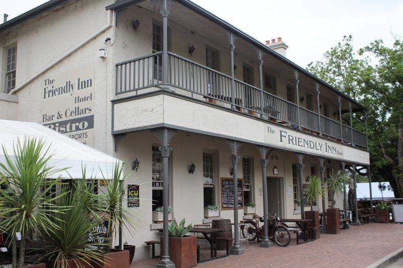 Kangaroo Valley hotel