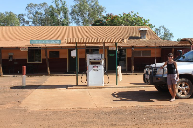 Mt Barnett Roadhouse