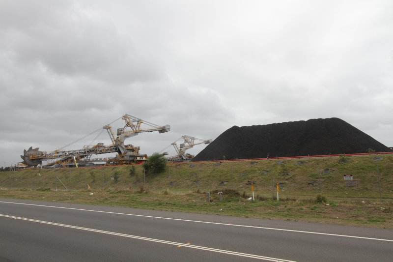 Newcastle coal terminal