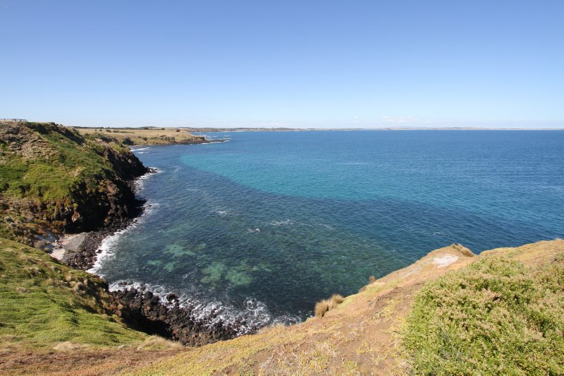 Phillip Island coastline