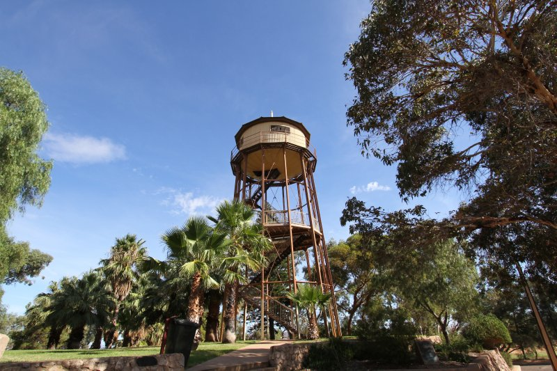 Port Augusta Water Tower