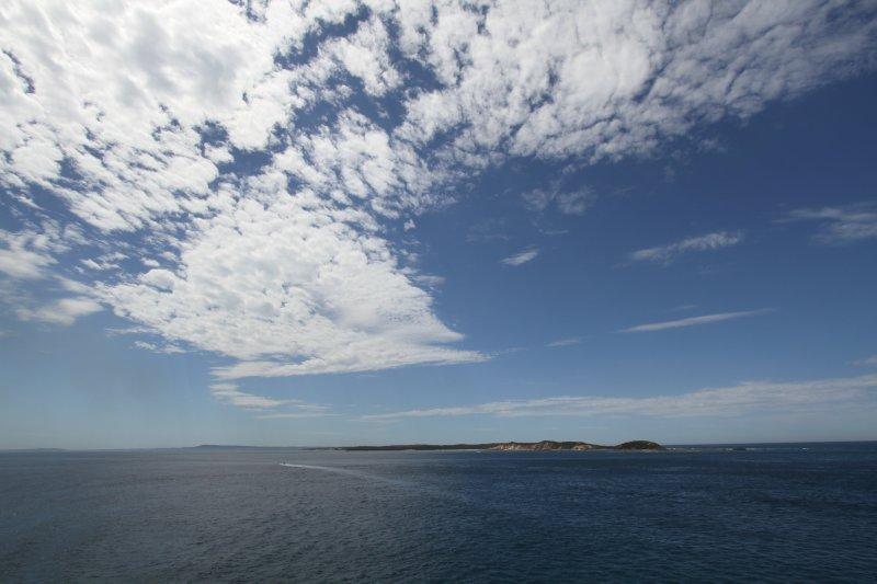 Port Phillip Bay at Portsea