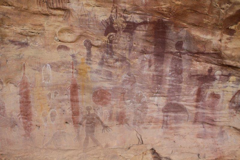 Quinkan Rock Art