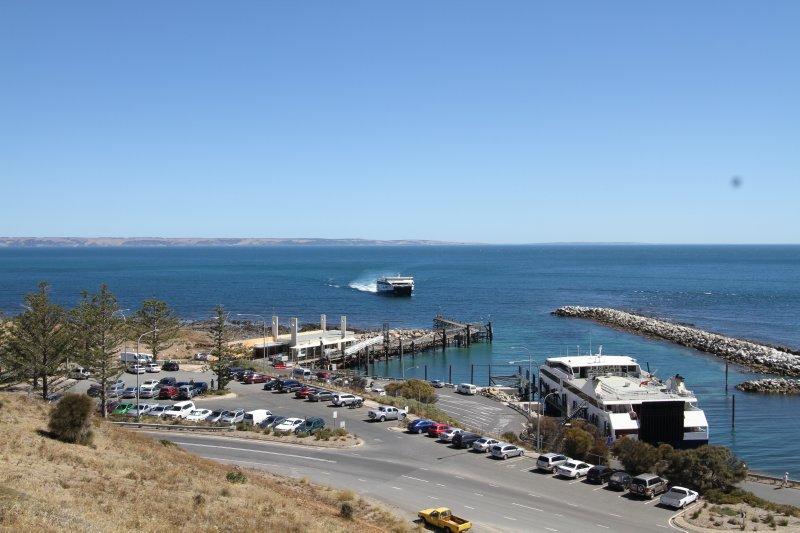 SeaLink ferry to Kangaroo Island