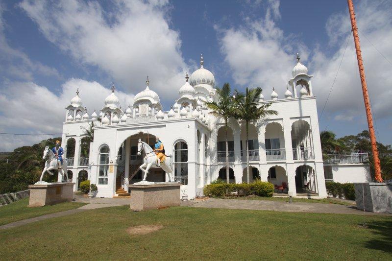 Sikh temple in Woolgoolga