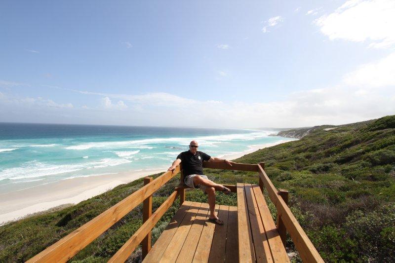 Southern Ocean views