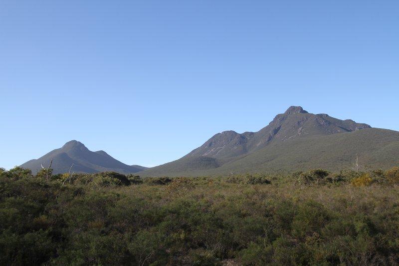 Stirling Range peaks