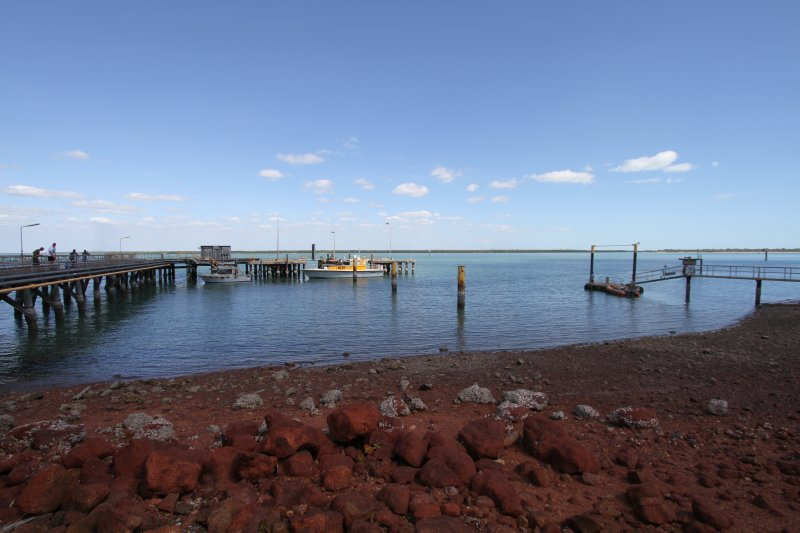 Weipa Harbour