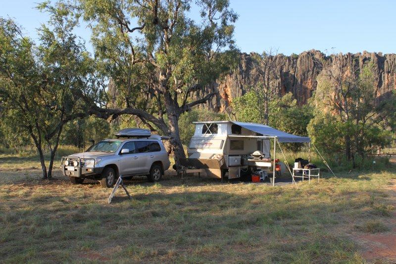 Windjana Gorge Campsite