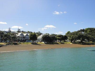 Russel Bay of Island