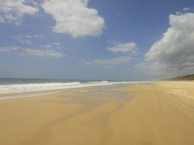 75 Miles Beach