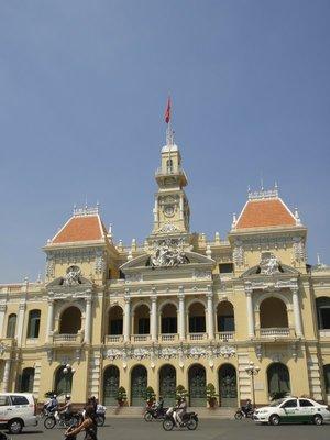Das Regierungsgebäude