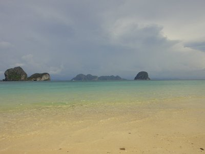 Koh Ngai Beach...