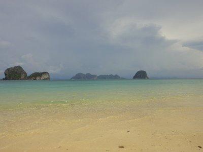 Koh Ngai Beach...
