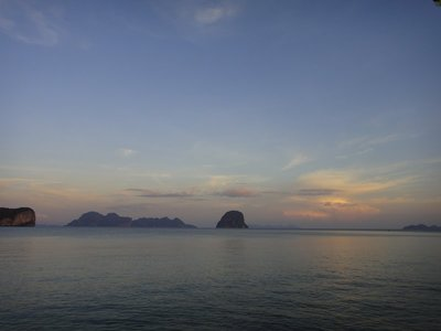 Koh Ngai Sunset