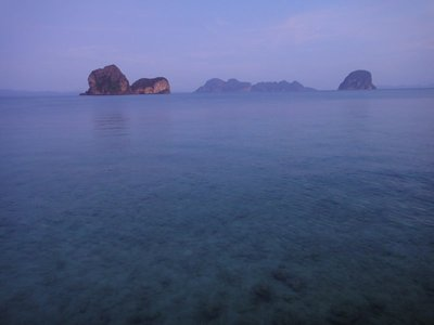 Koh Ngai by night