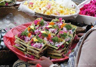 Bali .. offerings