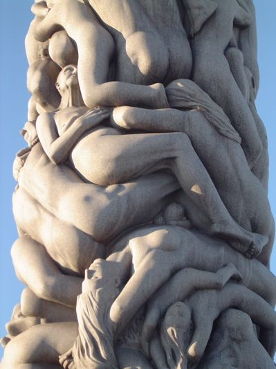 Vigeland Sculpture park