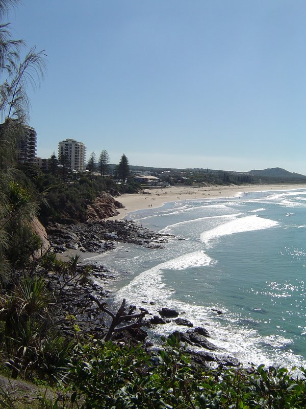 Coulum Beach, Sunshine Coast