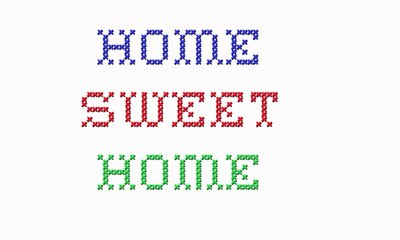 Home Sweet Home 1A