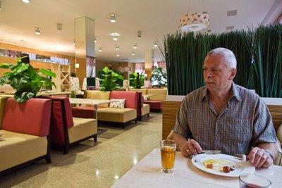 Breakfast Room, Hotel Russua