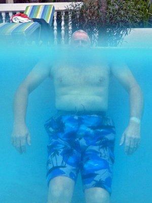 David in the Pool 7