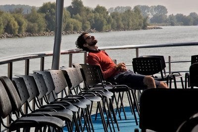 Ferry to Tulcea 15 - Andrei