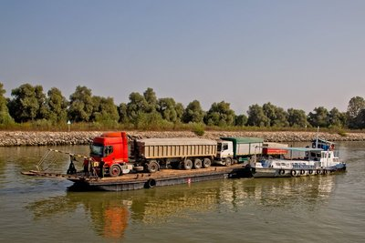 Ferry to Tulcea 12