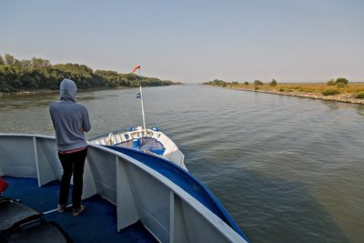 Ferry to Tulcea 6