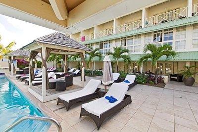 Hotel blu St Lucia 4