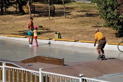 In-Line Skating, Tiraspol 2
