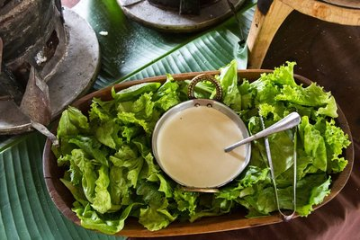 Jikoni African Restaurant - Salad