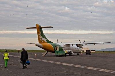 Kenya Airways Flight 13-1