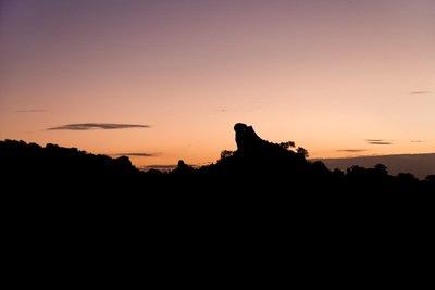 Kopje around Mbuzi Mawe at Sunrise 10-2