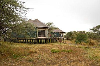 Lake Masek Tented Camp 1