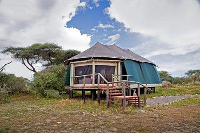 Lake Masek Tented Camp 21