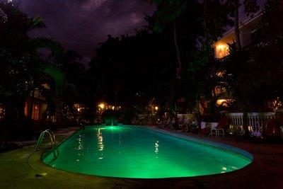 Le Plaza Hotel, Port au Prince - Swimming Pool 101