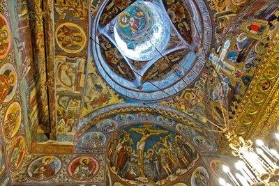 Moldovita Monastery 17
