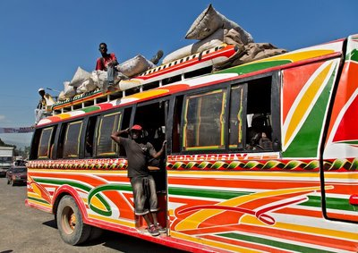 Painted Buses 7