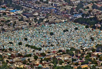 Port au Prince from Observatoire Boutiliers 4