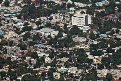 Port au Prince from Observatoire Boutiliers 9